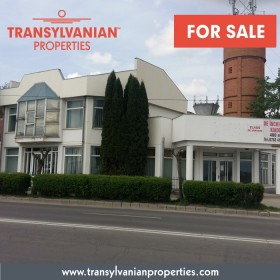 FOR SALE: Commercial / Production building in Targu Secuiesc  - TRANSYLVANIA, ROMANIA | PRICE: 280 000 Euro