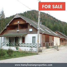 FOR SALE: Bungalow-villa Luca in Gelence (Ghelinţa) Transylvania | Price: 210,000 Euro