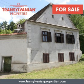 FOR SALE: Historical home in Amnas, Sibiu County - Transylvania   Price: 99 000 Euro