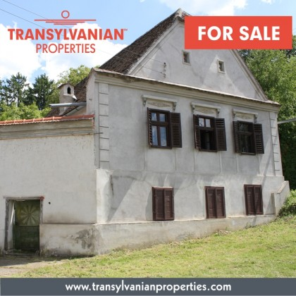 FOR SALE: Historical home in Amnas, Sibiu County - Transylvania | Price: 99 000 Euro