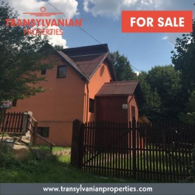 FOR SALE: Bungalow-villa in Balvanyos - Covasna county,  Transylvania | Price: 95 000 Euro