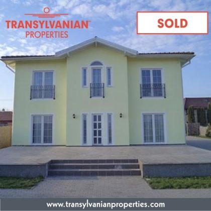 SOLD: Family home near Sfântu Gheorghe, Covasna county - Transylvania | Price: 99 000 Euro