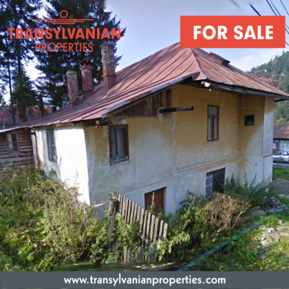 FOR SALE: Bungalow-villa in Predeal Transylvania | Price: 55 000 Euro