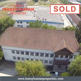FOR SALE: industrial buildings with land for development in Targu Secuiesc (Kezdivasarhely), Covasna County - Transylvania | 2 940 000 Euro