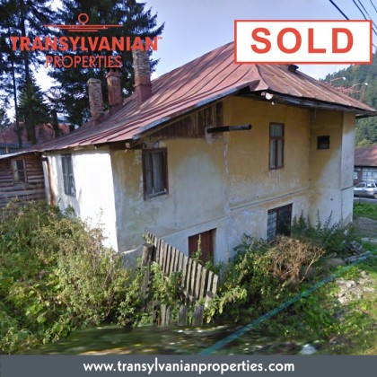 SOLD: Bungalow-villa in Predeal Transylvania | Price: 55 000 Euro