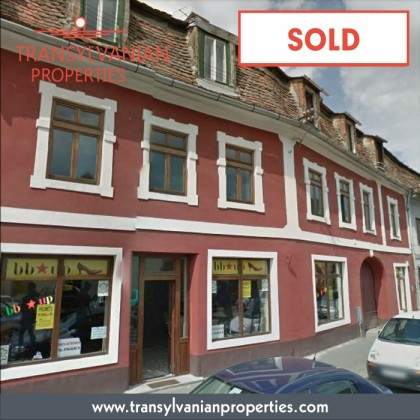 SOLD: Apartment in Sibiu, Transylvania | Price: 20,000 Euro