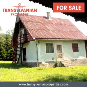 FOR SALE: Bungalow-villa Luca in Katrosa (Catroşa) Transylvania | Price: