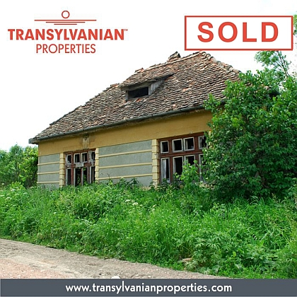[SOLD]: Family home in Székelyandrásfalva (Sacel) - Transylvania | Price: 11 500 Euro