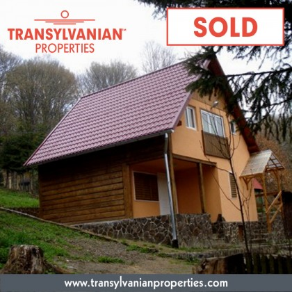 SOLD: Bungallow-Villa in Bálványos (Baile Balvanyos) - Transylvania | Price: 79,000 Euro