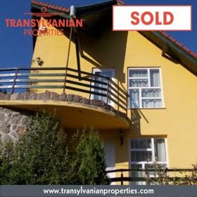 SOLD: Bungallow-Villa in Bálványos (Baile Balvanyos) - Transylvania | Price: 75,000 Euro