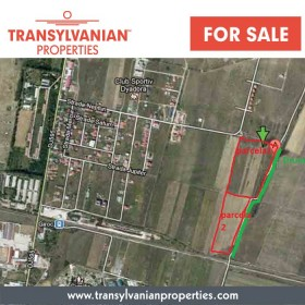 FOR SALE: Land near residential area (3.64 ha), Timisoara, Romania | PRICE: POA