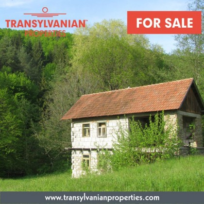 FOR SALE: Unfinished building with land in Zabala, Covasna County - Transylvania | Price: 44 000 euro