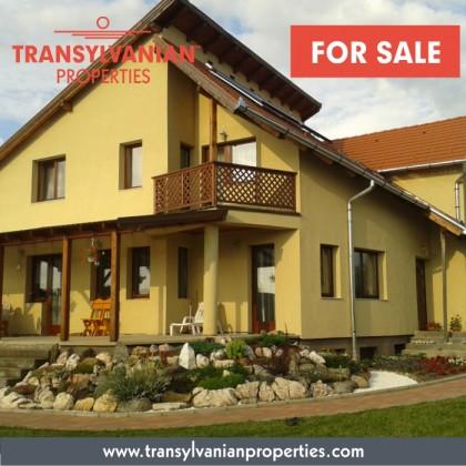 FOR SALE: Family home in Gheorgheni (Gyergyo), Harghita County - Transylvania   Price: 195 000 Euro