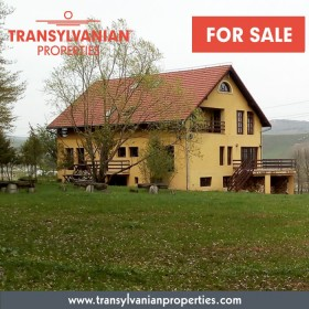 FOR SALE: Commercial / Residential building in Gilau, Cluj county - Transylvania | Price: 650 000  Euro