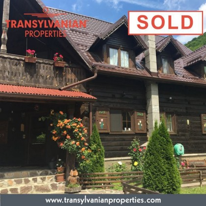 SOLD: Holiday / Residential house in Tilisca, Sibiu county - Transylvania | Price: 139 000  Euro