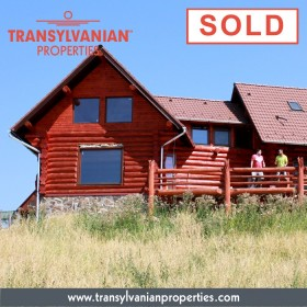 FOR SALE: Bungallow-Villa in Kálnok (Calnic) - Transylvania | Price: 122 000 Euro or 172 000 Euro