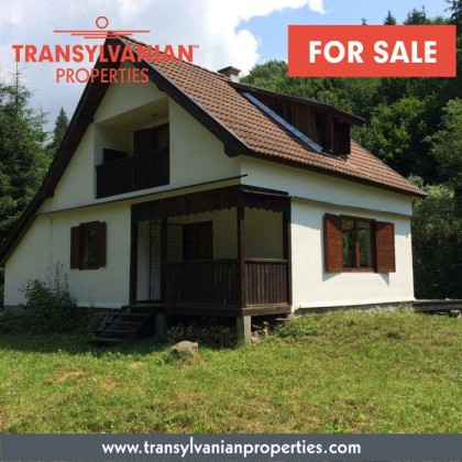 FOR SALE: Holiday home with over 2000 sqm land in Homorod, Harghita County - Transylvania | 60 000 Euro [The property can be sold with an  adjoining extra 2000 sqm land for 18 000 Euros]