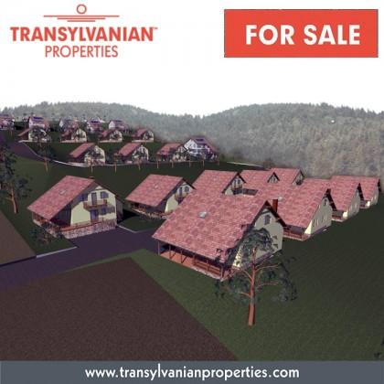 FOR SALE: Land for property development in Malnas - Transylvania | Price: 5 Euro / m²