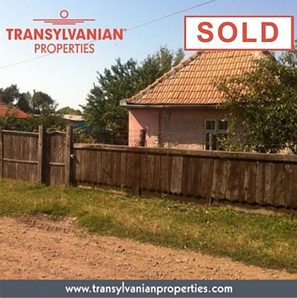 [SOLD]: Family home in Márkosfalva (Mărcușa) - Transylvania | Price: 22 000 Euro