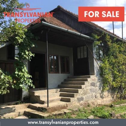 FOR SALE: Rustic House in Felsősófalva (Ocna de Sus) - Harghita county - Transylvania - Romania | Price: 35 000 Euro