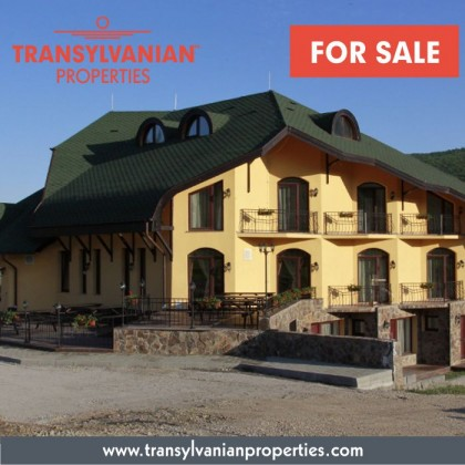 FOR SALE: Hotel in Katrosa - Transylvania | PRICE: 820.000 Euro