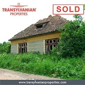 [SOLD]: Family home in Transylvania | Price: 11 500 Euro