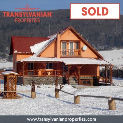 SOLD: Bungallow-Villa in Gelence (Ghelinţa) - Transylvania | Price: 87,000 Euro