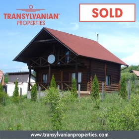 SOLD: Bungallow-Villa in Pădureni/Besenyő - Transylvania | Price: 38,500 Euro