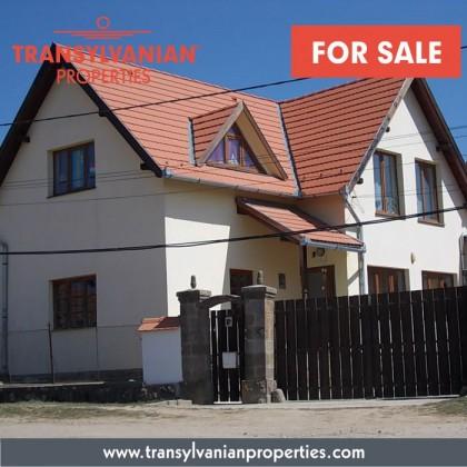 FOR SALE: Family home in move in condition in Zoltan - TRANSYLVANIA, ROMANIA   PRICE: 94 400 Euro